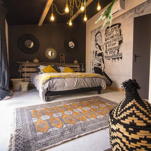Banksy appartement - Chambre indépendante